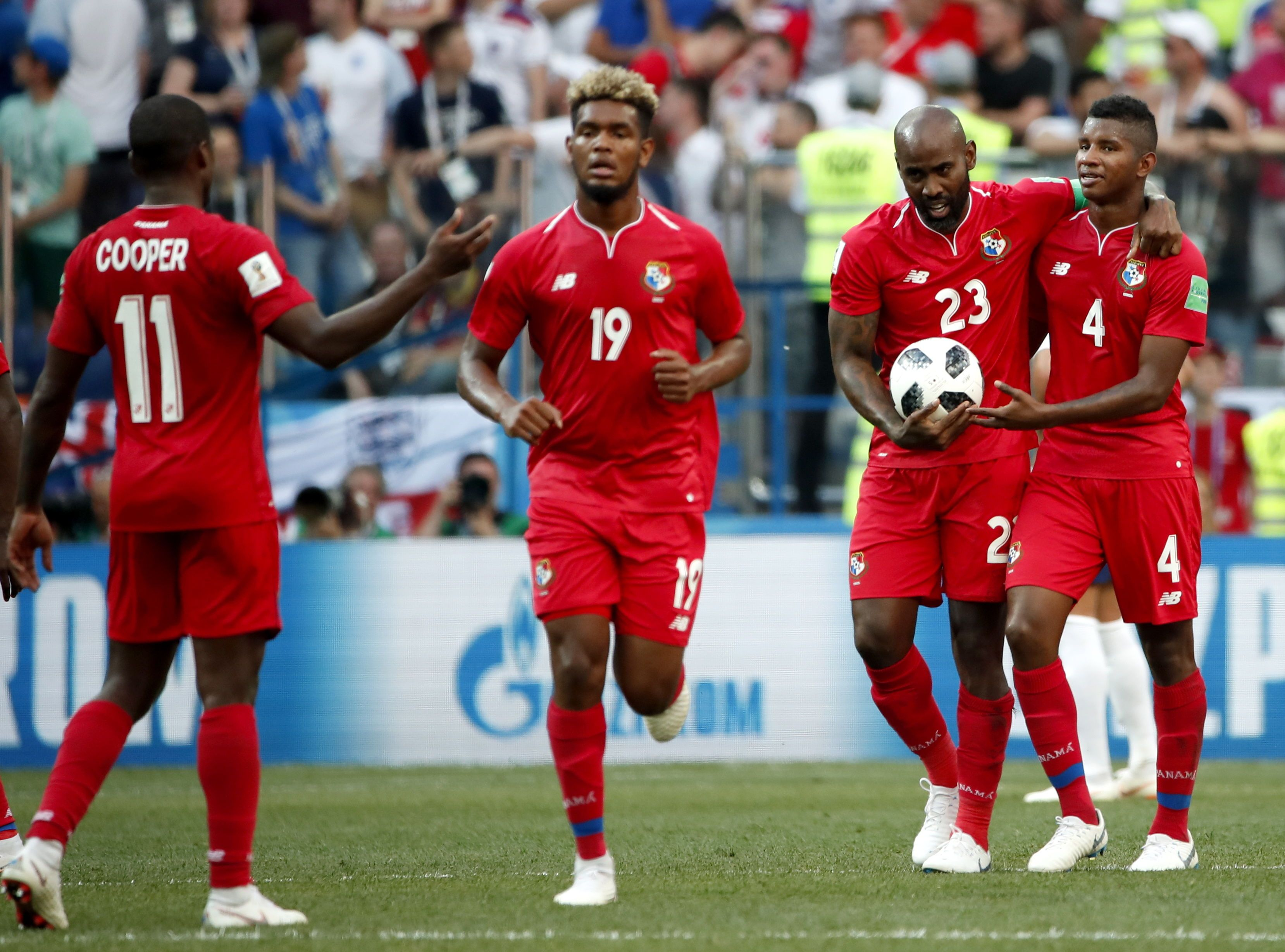 Panamá buscará despedirse con una victoria. Foto: EFE