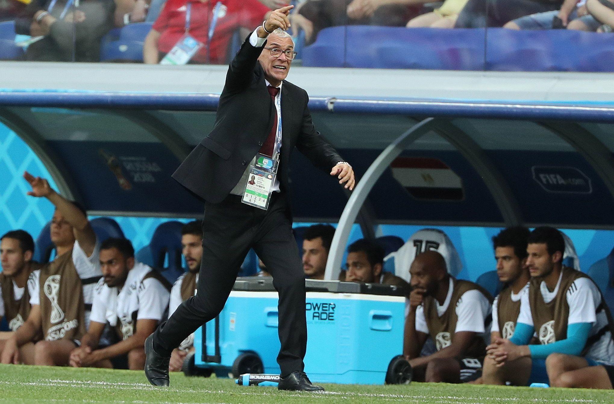 Egipto decide no renovar el contrato a Cúper tras el Mundial. Foto: EFE