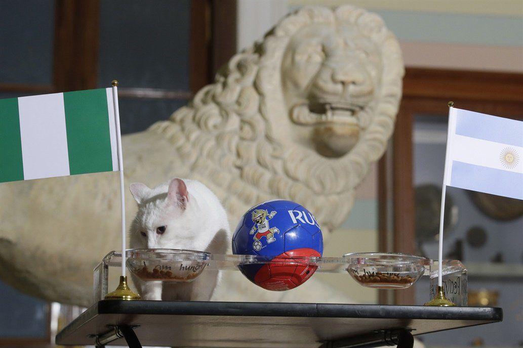 Aquiles dice que Nigeria eliminará a la Argentina. Foto: @EltribunoJujuy