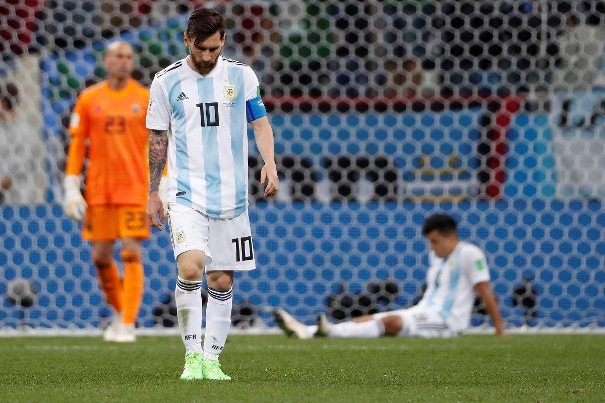 ¿Aparecerá? Lionel Messi se juega su futuro en el Mundial y en la selección argentina. De no avanzar