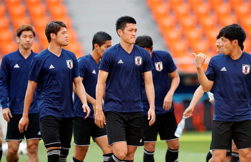 Japón busca los octavos de final. Foto: EFE