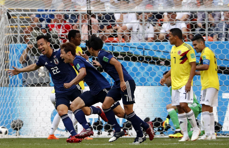 Japón da la nota en Rusia. Foto: EFE