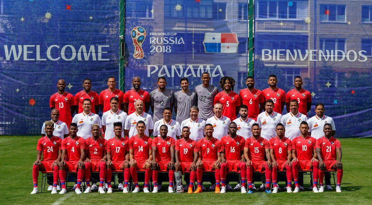 El plantel de Panamá arranca su carrera. Foto: Gentileza