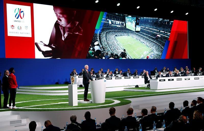 El Mundial 2026 en Concacaf no afecta su candidatura para 2030. Foto: EFE
