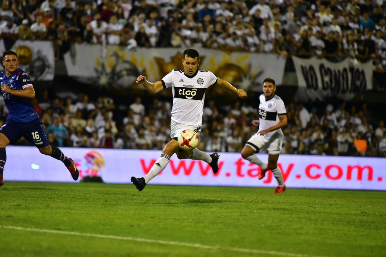 Néstor Camacho es goleador por primera vez. Foto: Fernando Calistro