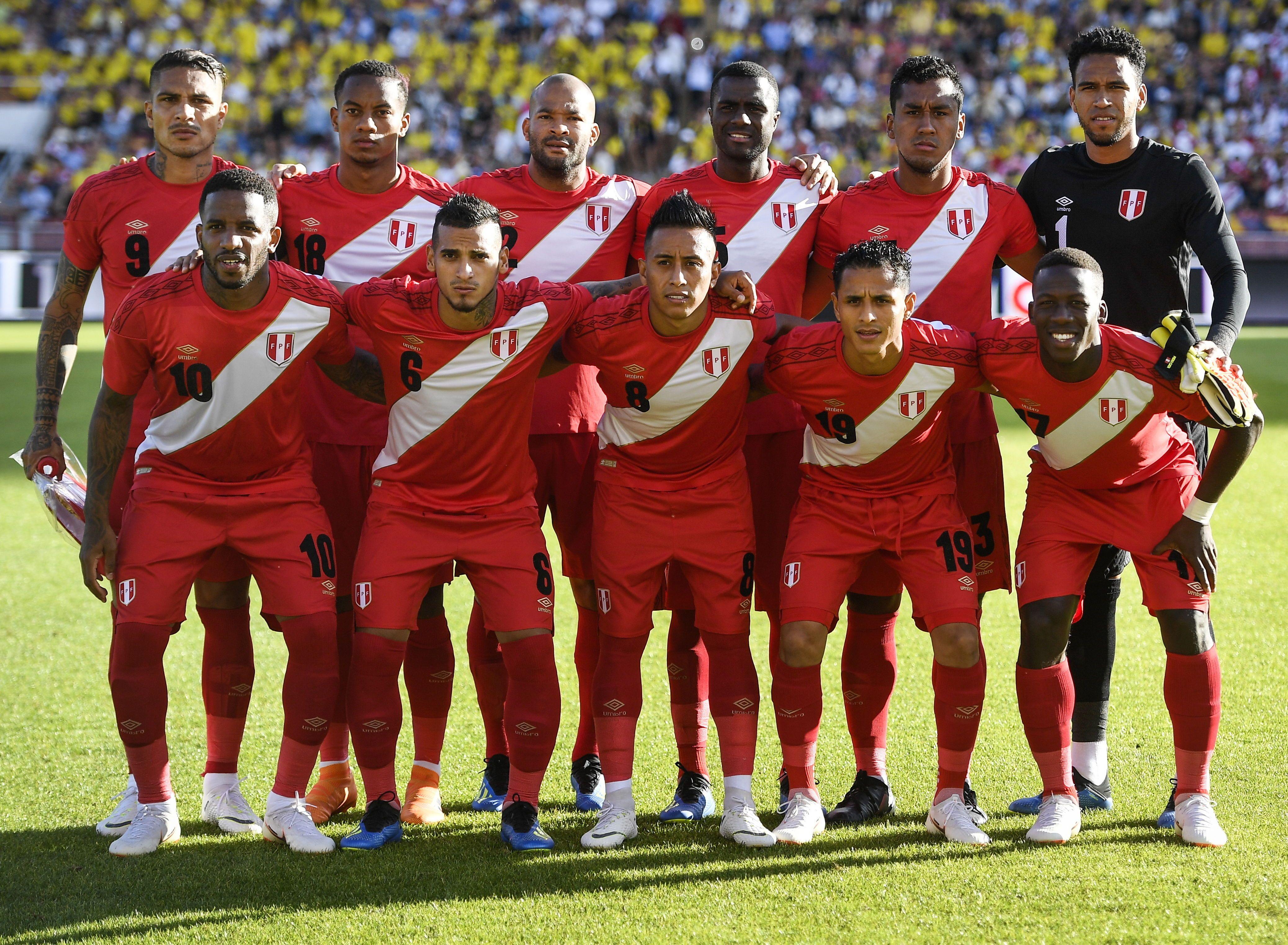 Perú ya está en Rusia. Foto: EFE