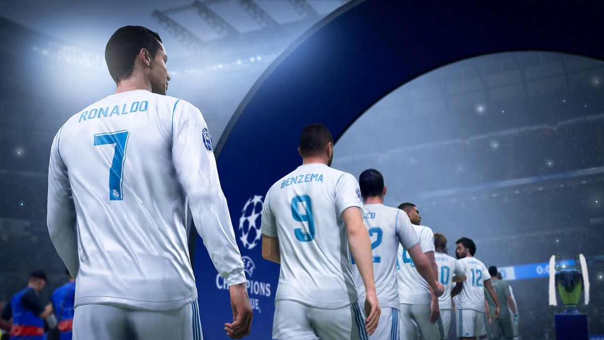 La Champions League será la gran atracción en la nueva entrega. Foto: @PlayStation_La