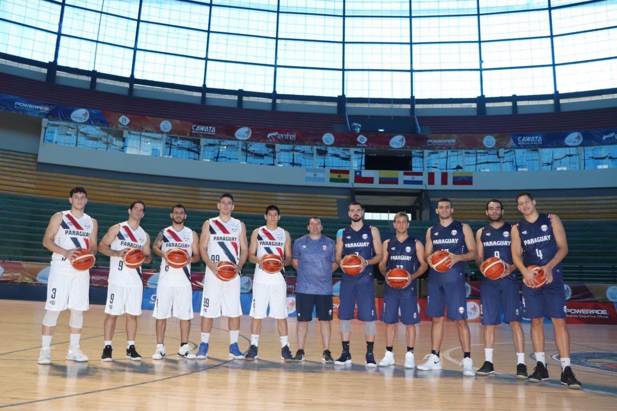 El equipo paraguayo se quedó con el oro en los Juegos Odesur.