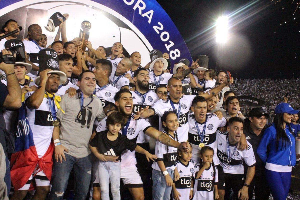 Díaz y Burgos no seguirán. Foto: @elclubOlimpia