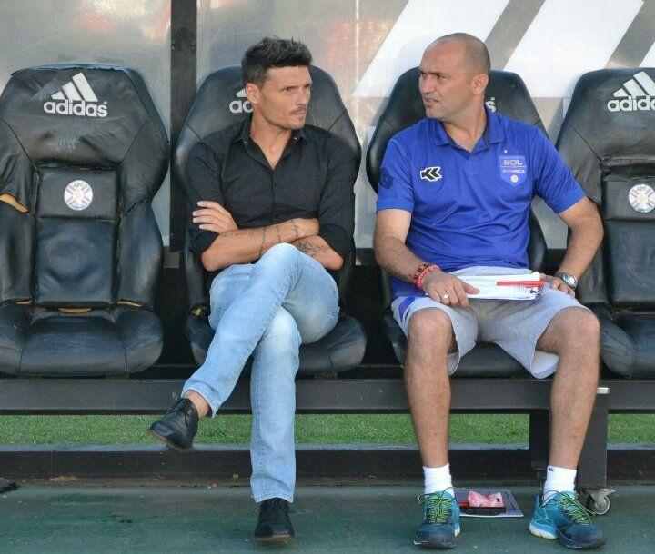 Fernando Ortiz regresa al Danzarín. Foto: Prensa Club Sol de América