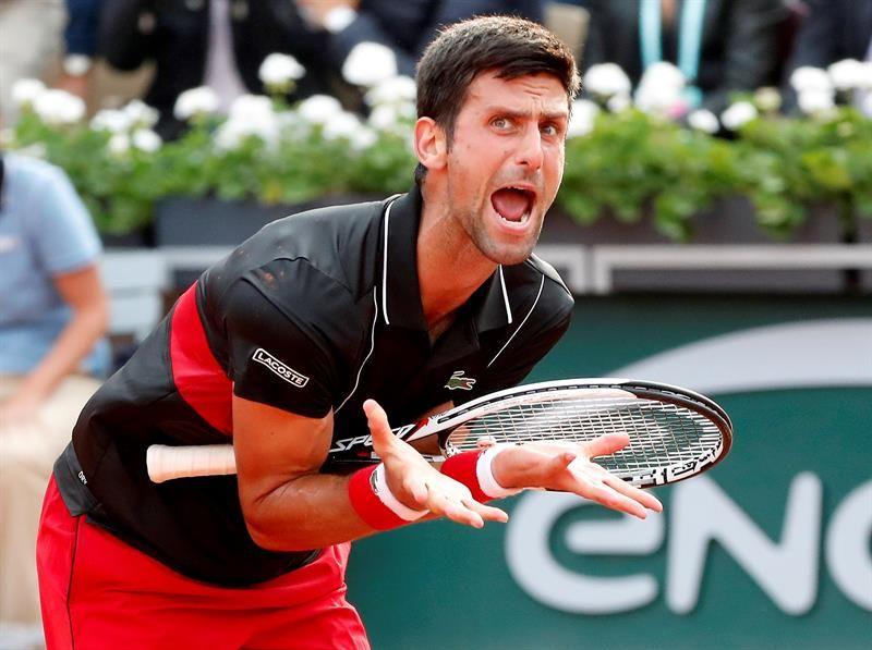 Djokovic apeado por Cecchinato