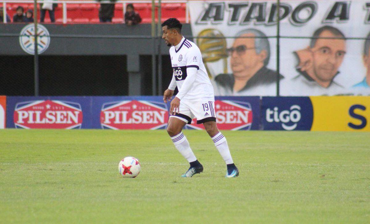 Farid Díaz no seguiría en el Decano. Foto: @elClubOlimpia