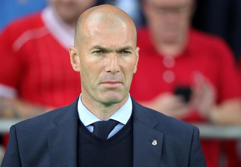 Zidane deja Real tras la última conquista en Kiev. Foto: EFE