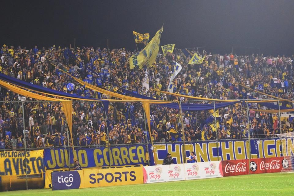 El cuadro Auriazul viene de ser goleado y cambiar de DT. Foto: Prensa - Sportivo Luqueño