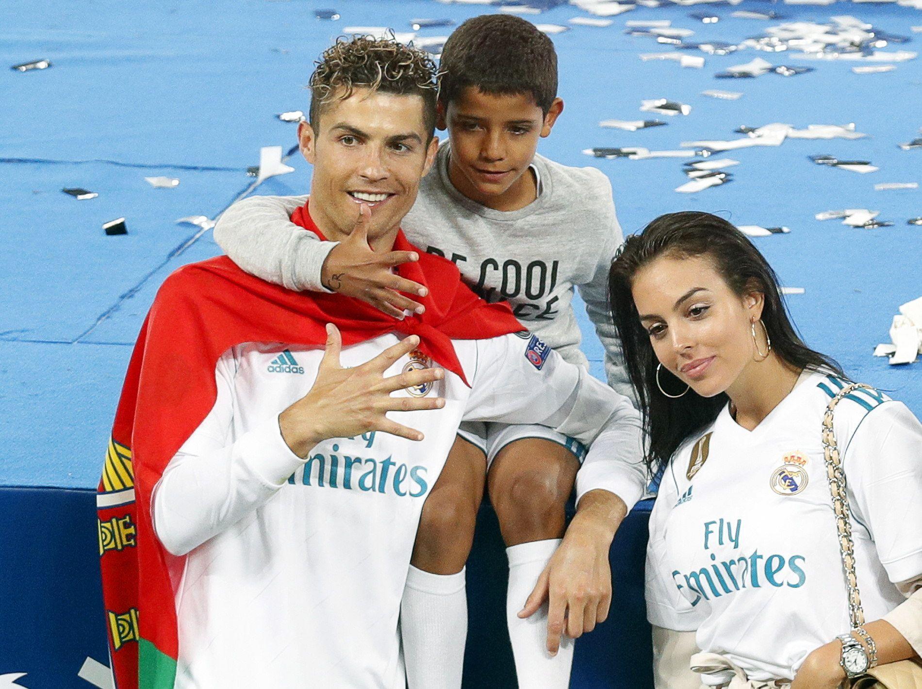 ¿Seguirá Cristiano Ronaldo en el Real Madrid? Foto: EFE