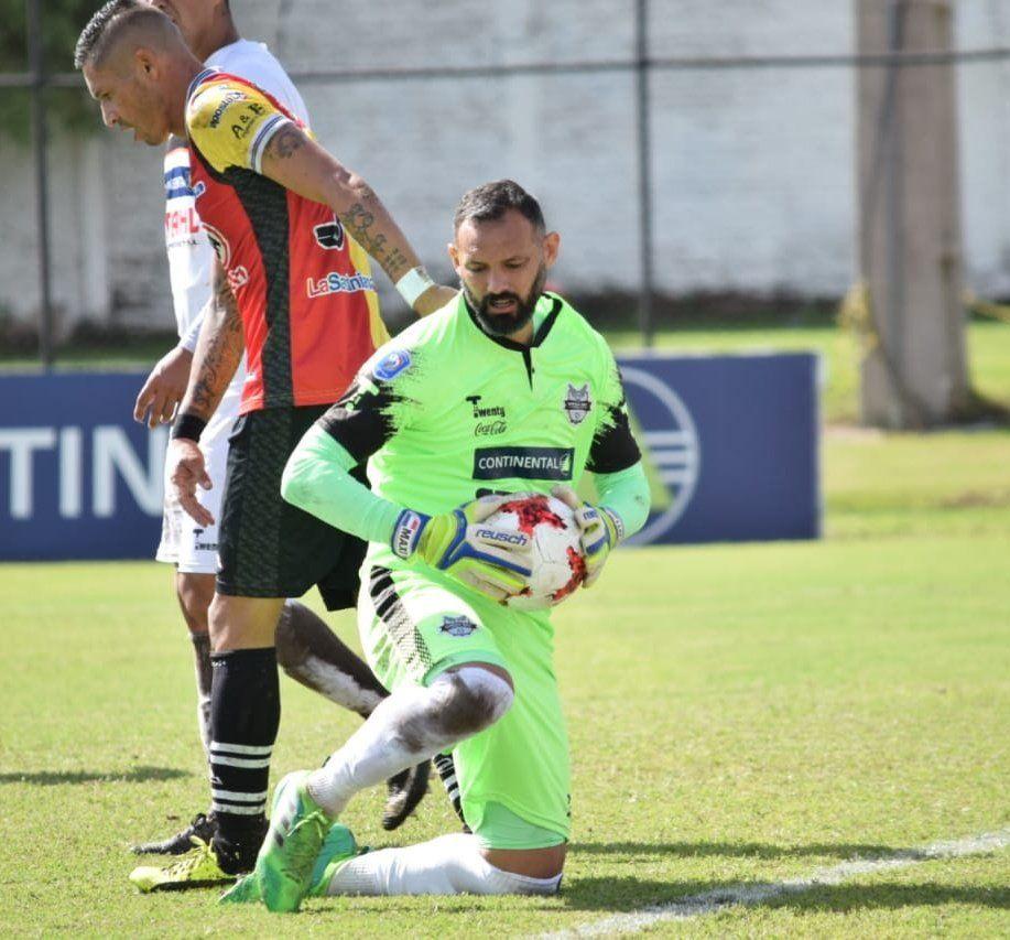 Diego Barreto será titular en las Águilas. Foto: General Díaz
