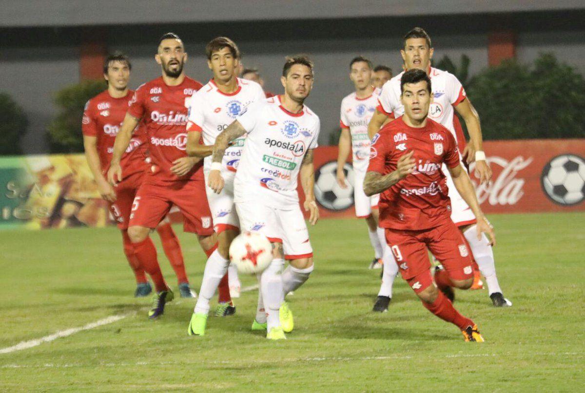 Independiente triunfó en el Este. Foto: Prensa 3 de Febrero.