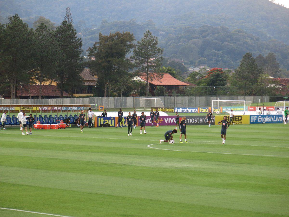 Brasil se prepara para el Mundial de Rusia