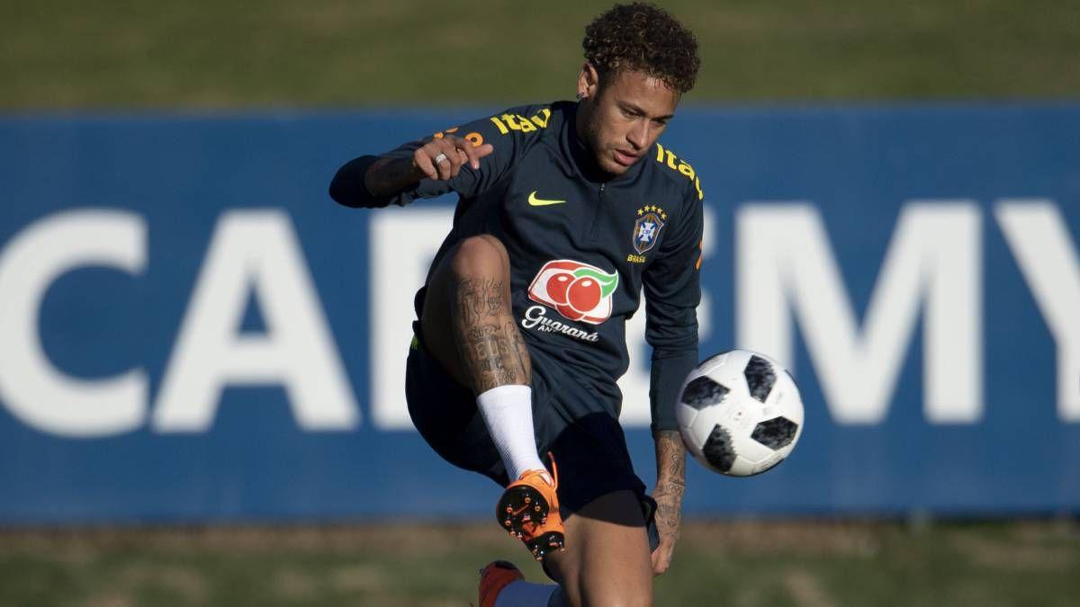 Neymar se recupera de su lesión a un ritmo superior a expectativas médicas.