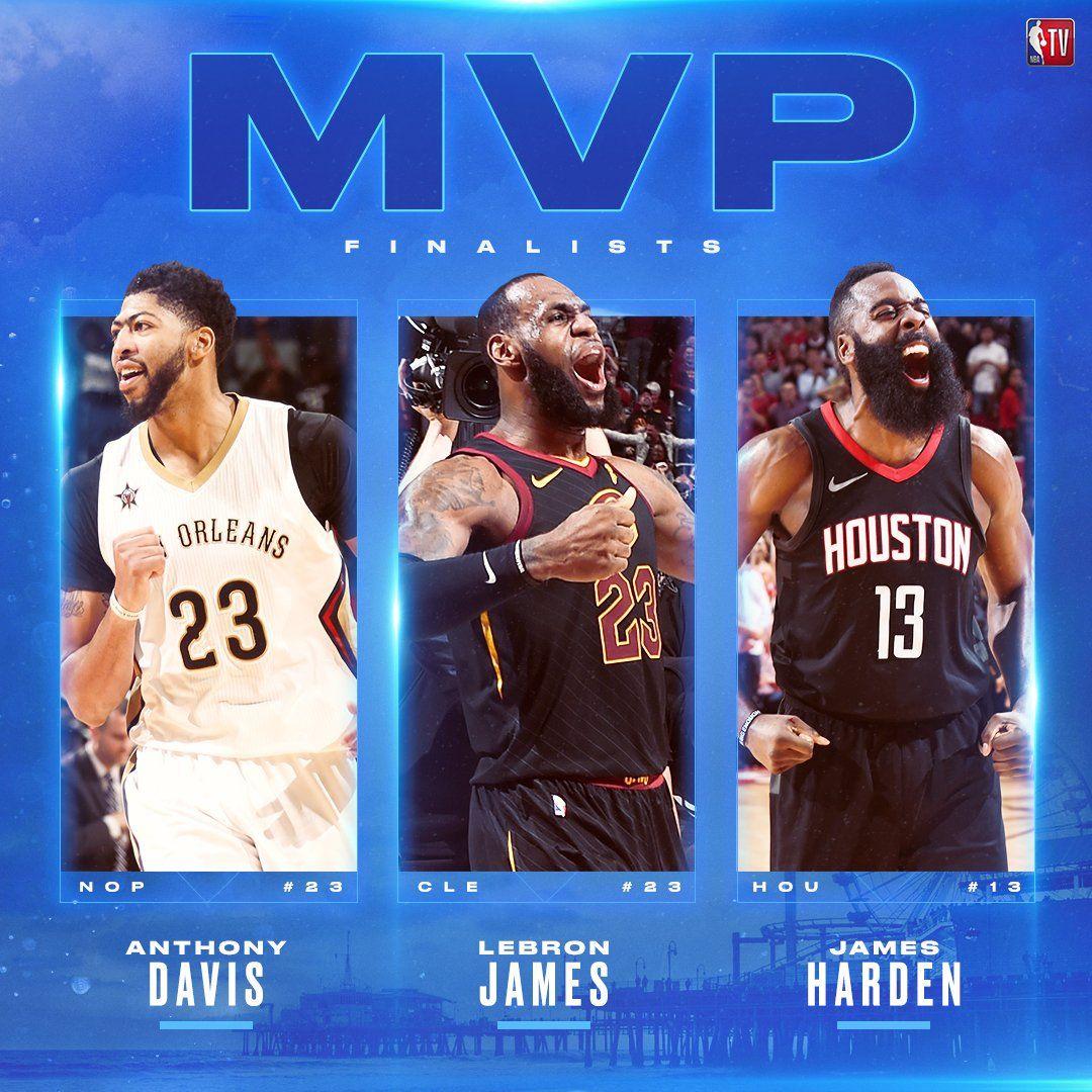 NBA awards: ¿Quién será el MVP de la temporada 17/18?