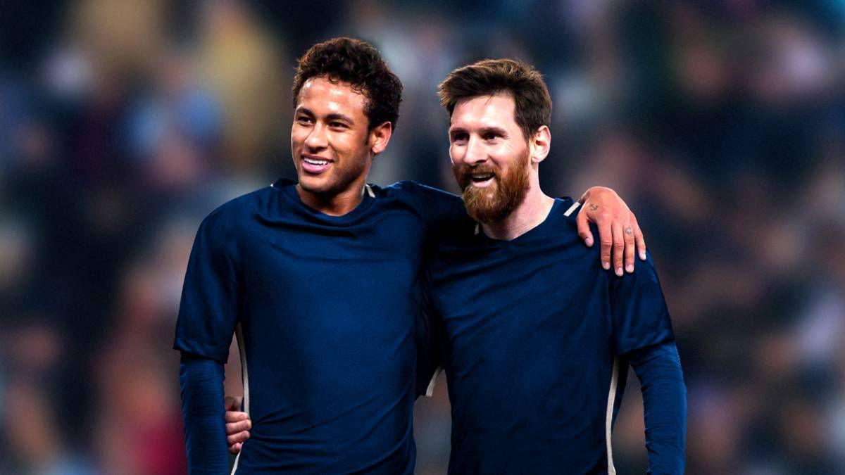 Messi dijo que sería terrible ver a Neymar en el Real Madrid.