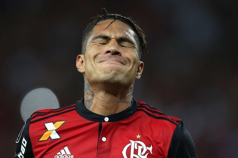 Guerrero fue suspendido por el TAS. Foto: EFE