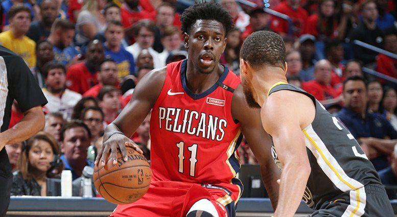Pelicans dan un aviso a los campeones.