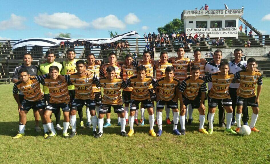 Las primeras eliminatorias de UFI podrían definirse este domingo. Foto: Club Capitán Bado - Facebook