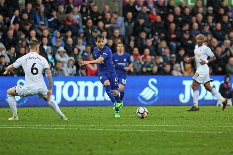 Chelsea apunta a la Champions League. Foto: EFE