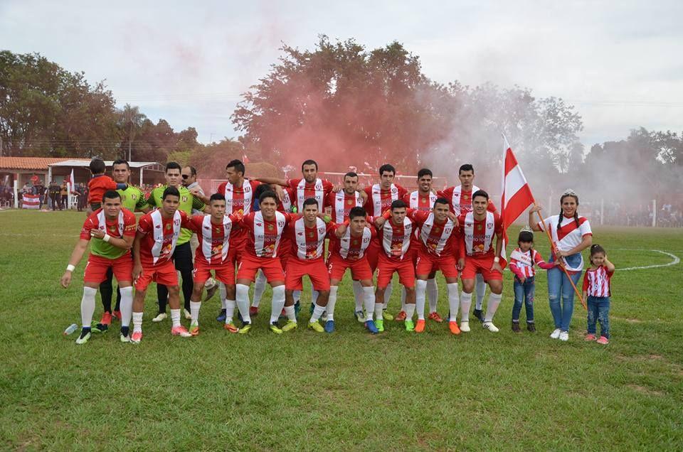 Los campeones de la UFI se alistan para la fase interdepartamental. Foto: Cerro Corá - Emboscada