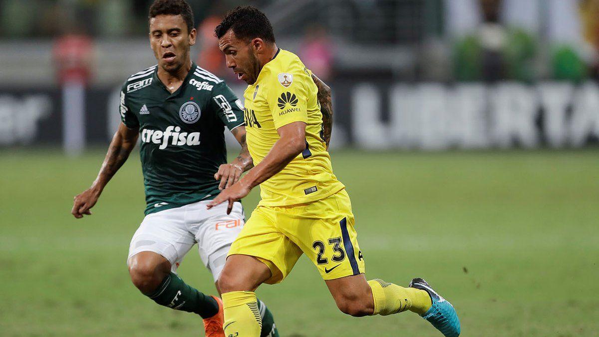 Boca vs. Palmeiras