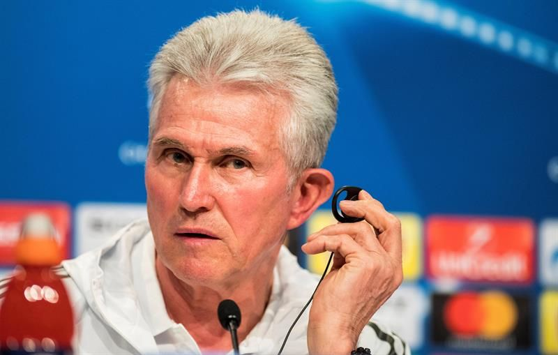 El técnico del Bayern Múnich