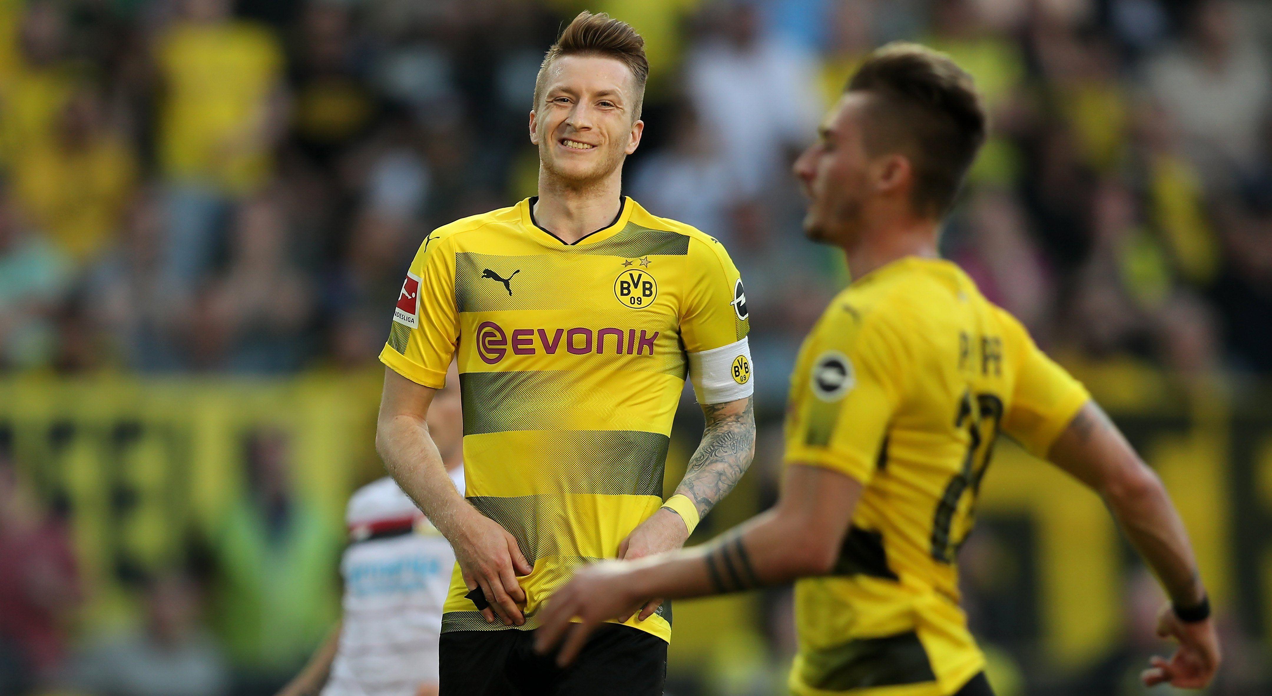 El Dortmund goleó al Leverkusen. Foto: EFE