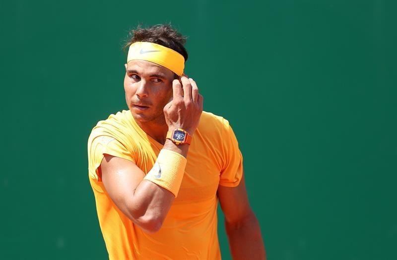 Nadal arrolla a Dimitrov y buscará su undécimo título monegasco. Foto: EFE
