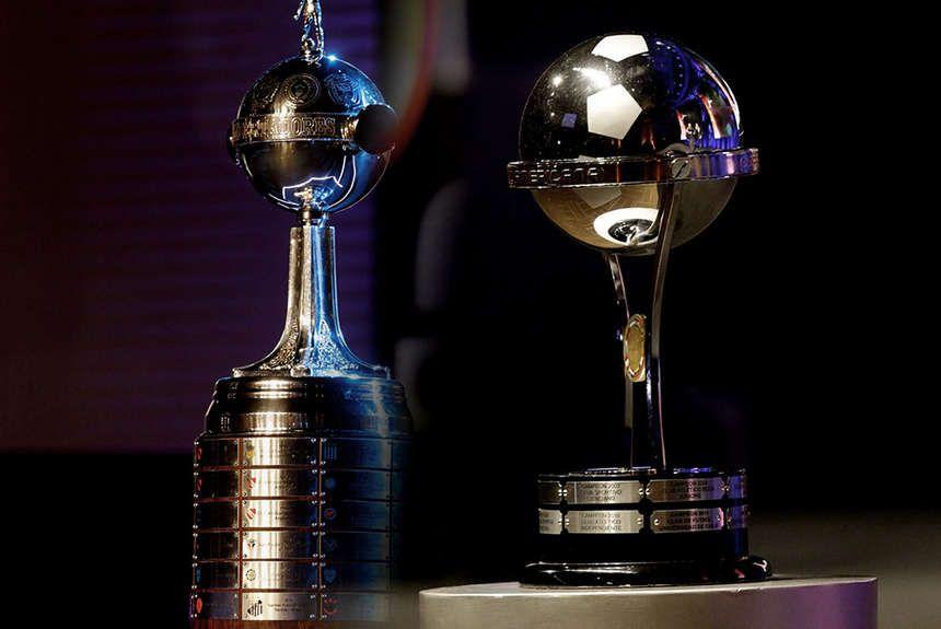 Sorteos de Copas Libertadores y Sudamericana serán el 4 de junio. Foto: TN.com.ar