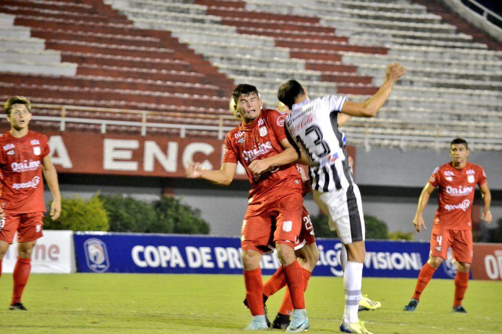 Sin goles en el Antonio Aranda. Foto: APF Prensa