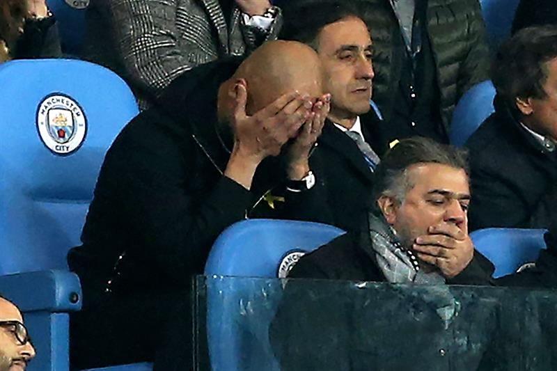 Guardiola será investigado por los hechos ante el Liverpool. Foto: EFE
