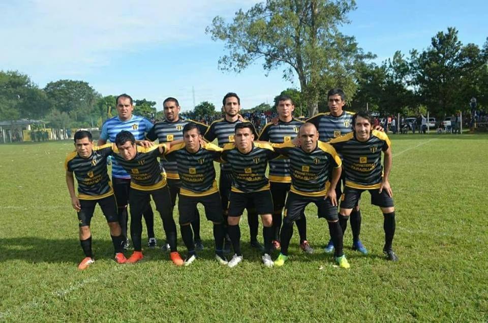 Sud América representará al Departamento de Paraguarí. Foto: Gentileza.