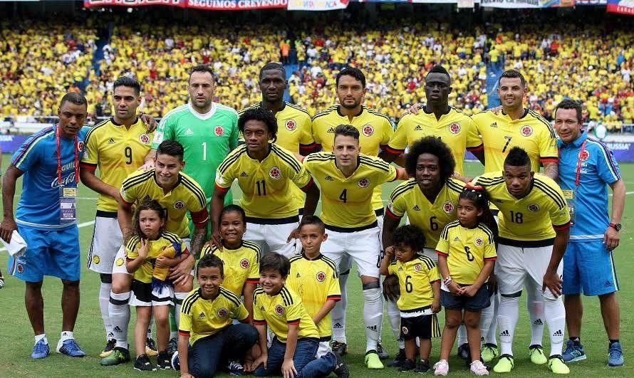 Colombia termina invicto su gira por Europa. Foto: EFE