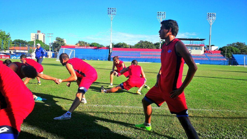 El equipo de Campo Grande busca volver al triunfo. Foto: Prensa Club Independiente CG