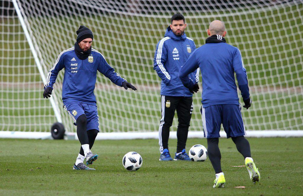 Messi es la esperanza del pueblo argentino.