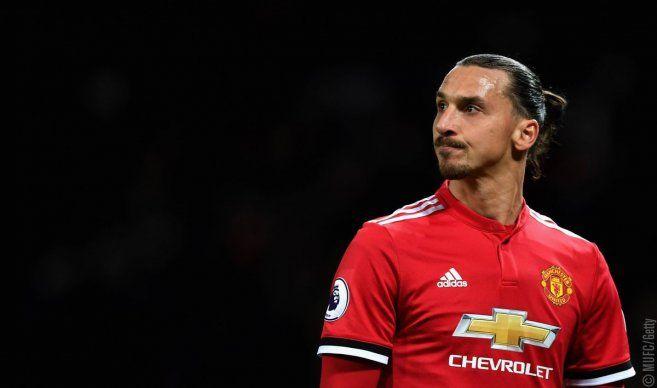 Ibra rescindió con el United.