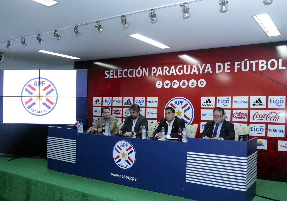 Las autoridades presentaron el nuevo certamen. Foto: APF - Prensa