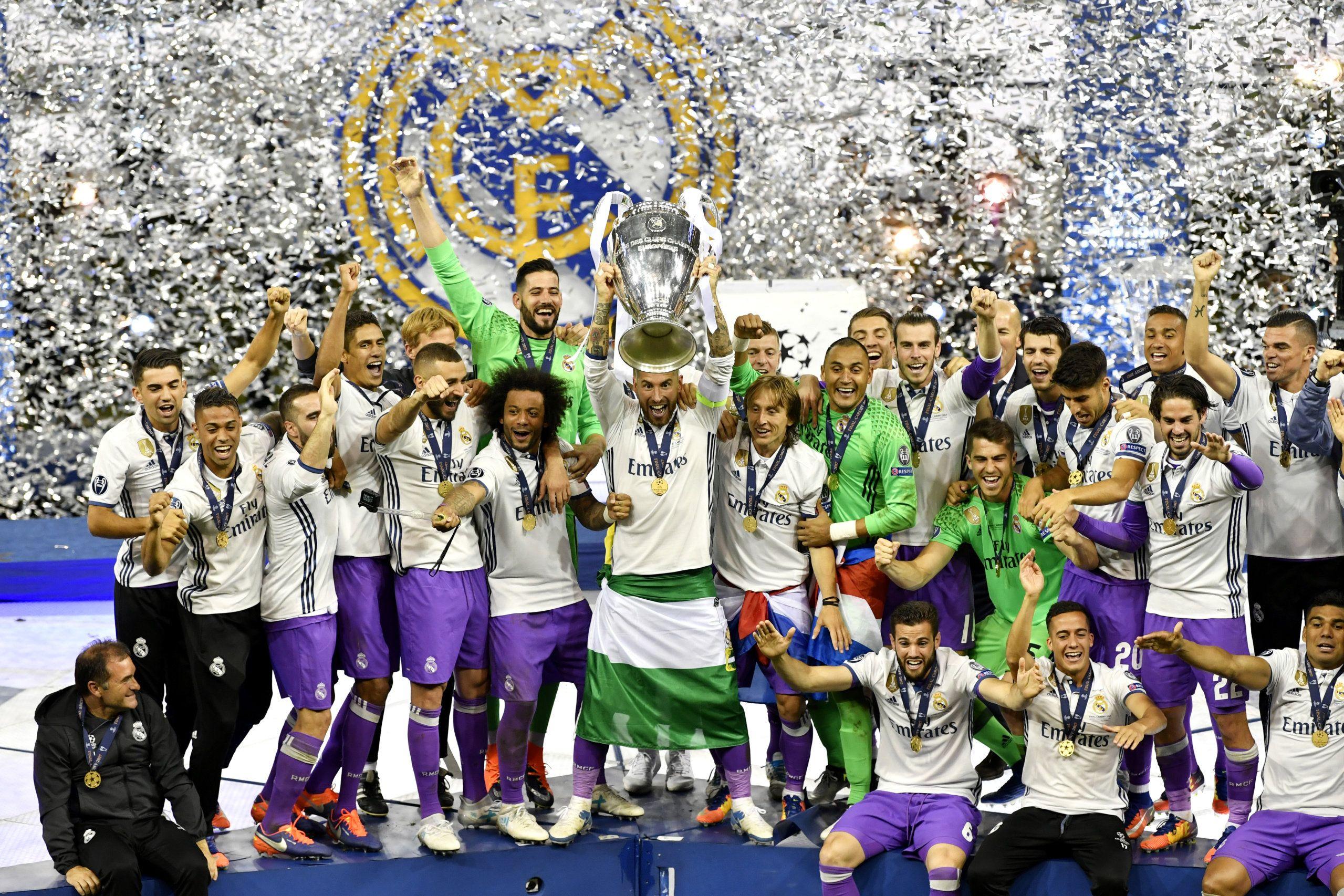 El Real Madrid es el actual campeón de la Champions. Foto: Elsalvadortimes.com