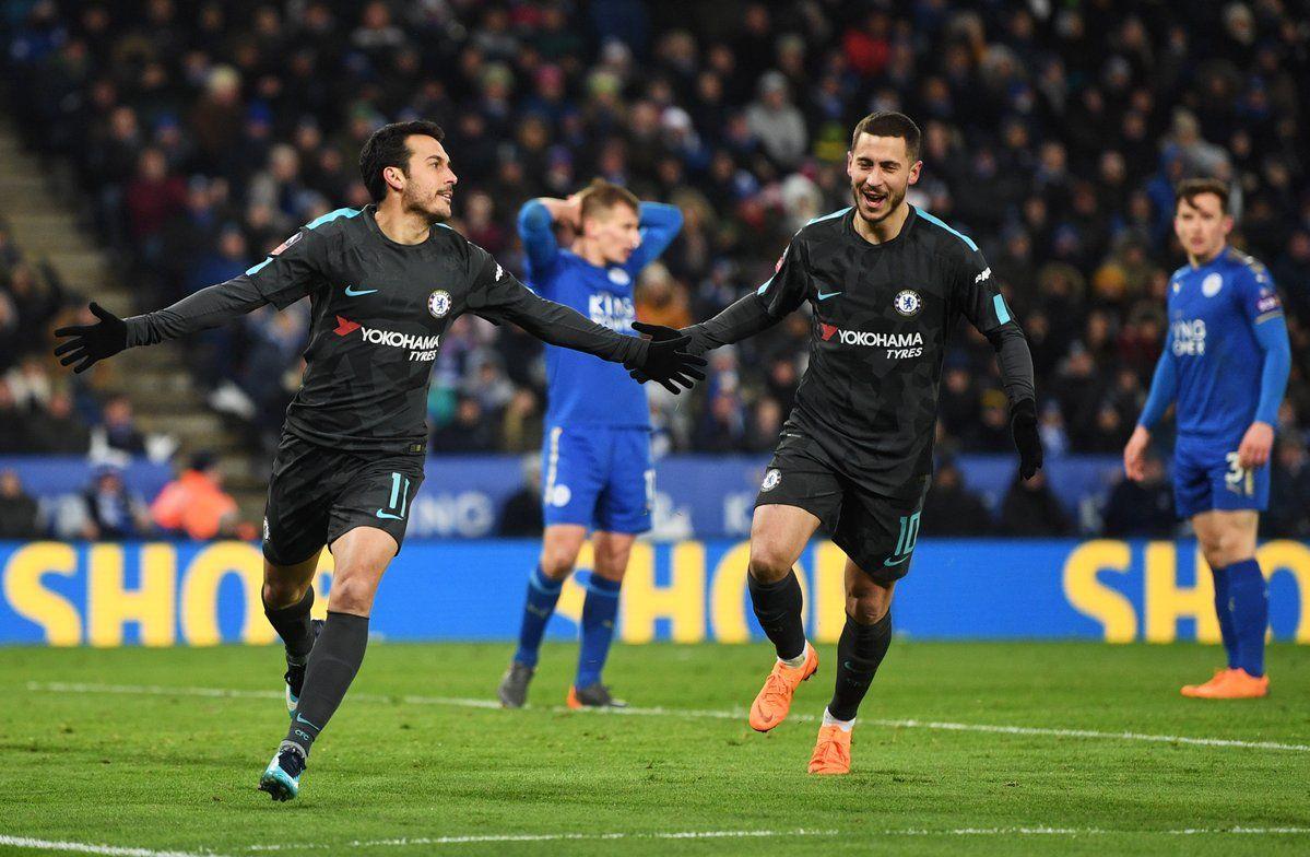Chelsea medirá alSouthampton en semis.