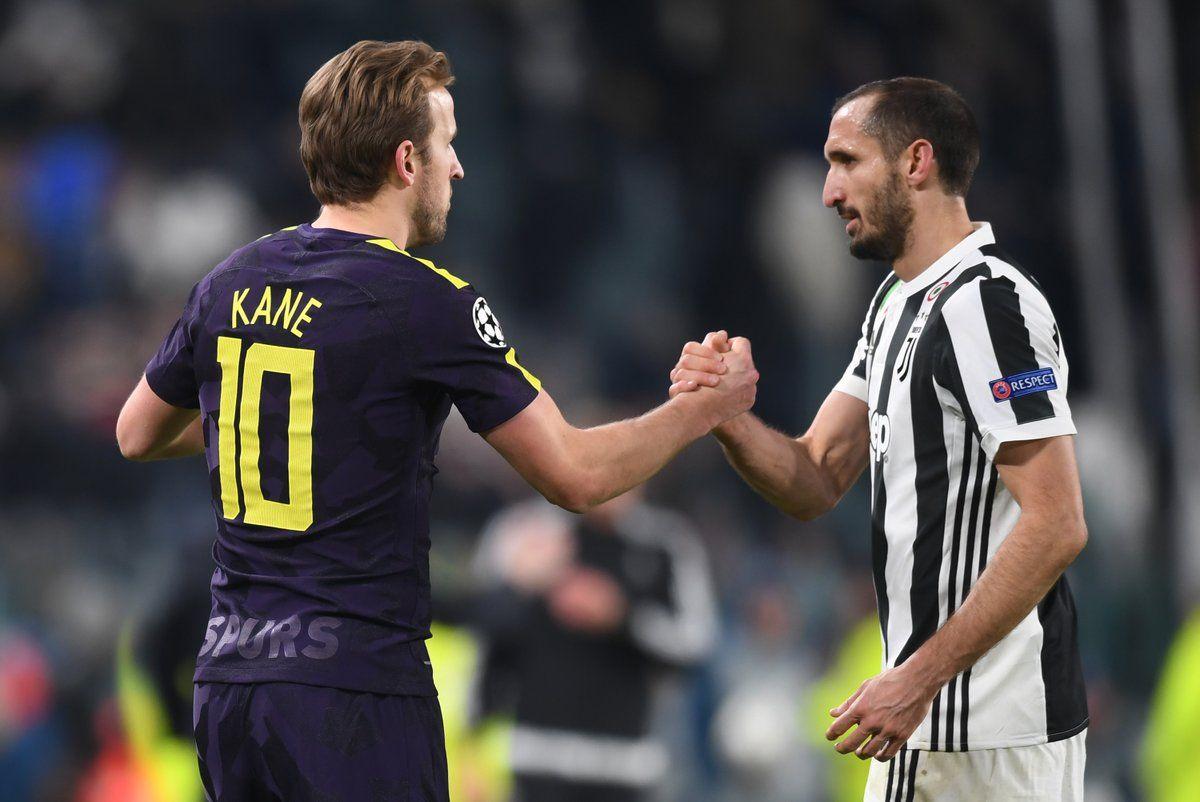 Tottenham recibe a Juventus desde las 16.45.