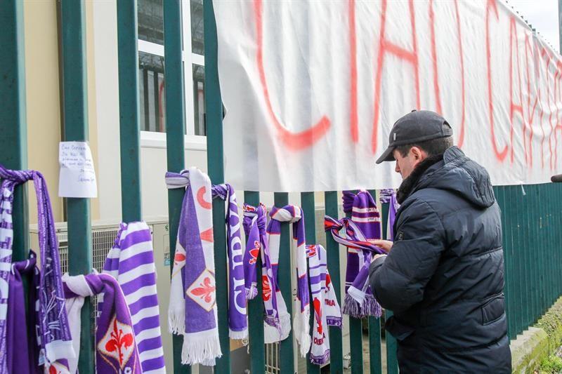 Todos los partidos de la UEFA rendirán homenaje a Astori. Foto: EFE