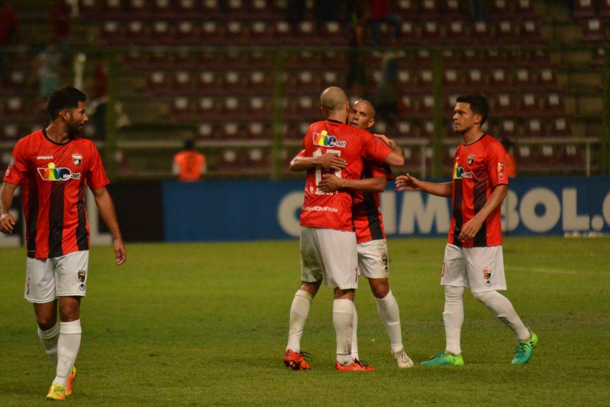 Lara se impone al Independiente gracias a su conexión colombiana. Foto:@DeportivoLara