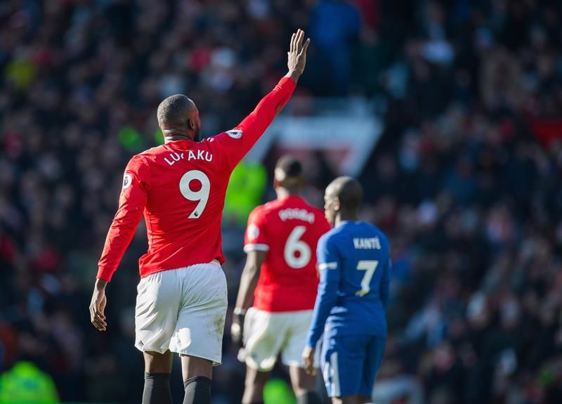 El United se impuso al Chelsea. Foto: EFE