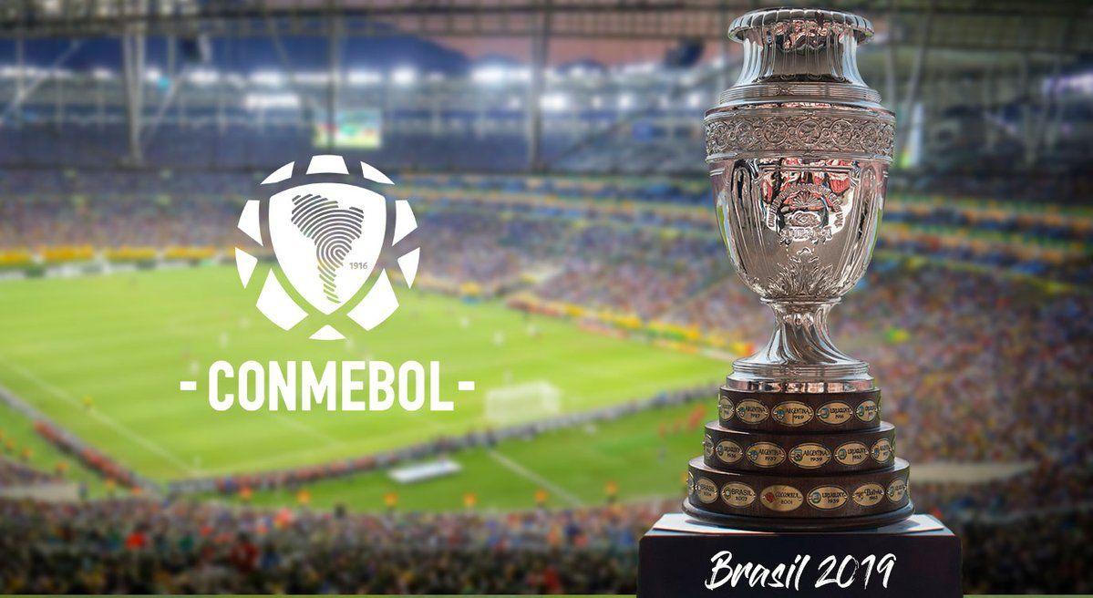 En Brasil será la Copa América 2019. Foto: Conmebol.com